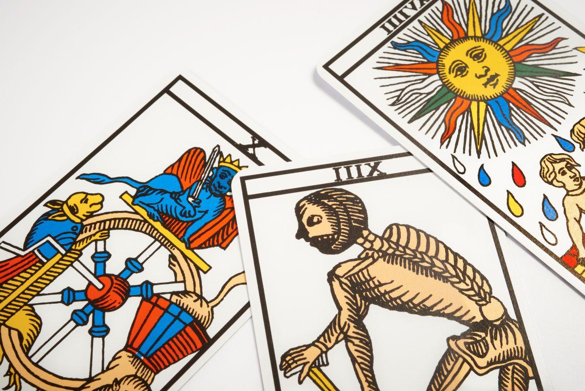 Tarot readers